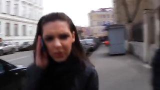 Питерские студенты на кинки пати со стриптизом и групповым поревом